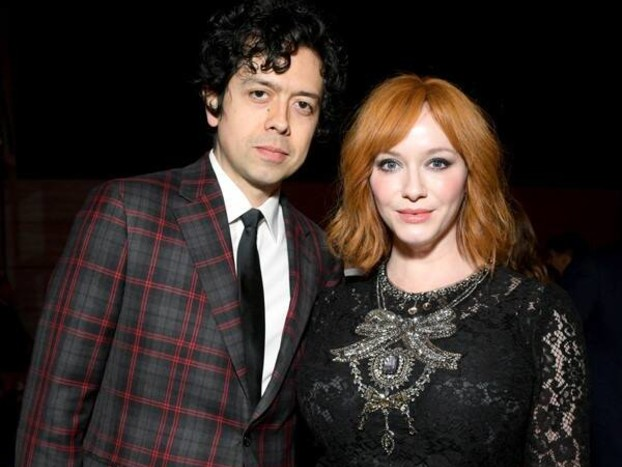 Christina Hendricks Splits From Husband Geoffrey Arend After 10 Years