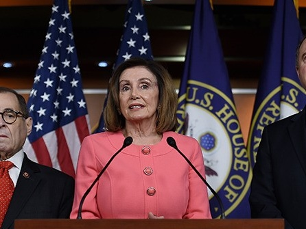 Nancy Pelosi Announces Schiff, Nadler and Others as Impeachment Trial Managers