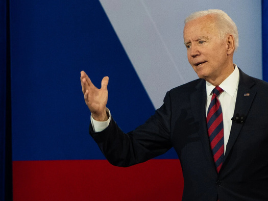Biden Downplays Inflation, Predicts Businesses Will Be In 'Bind' Over Labor Shortages, Then Has Brain Freeze