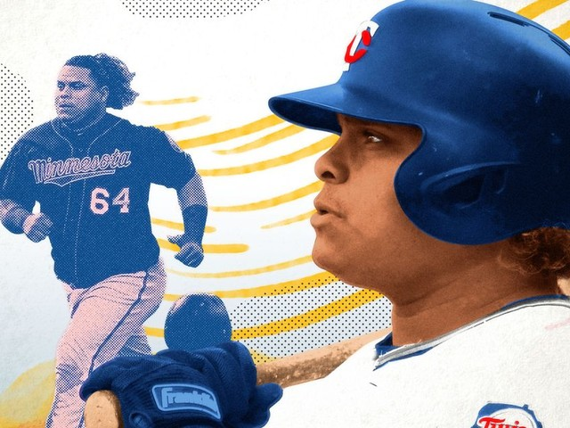 Willians Astudillo Is Hard to Strike Out, but Easy to Love