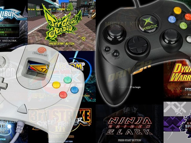 Almost 500 'New' Xbox, Dreamcast Prototypes Just Got Released