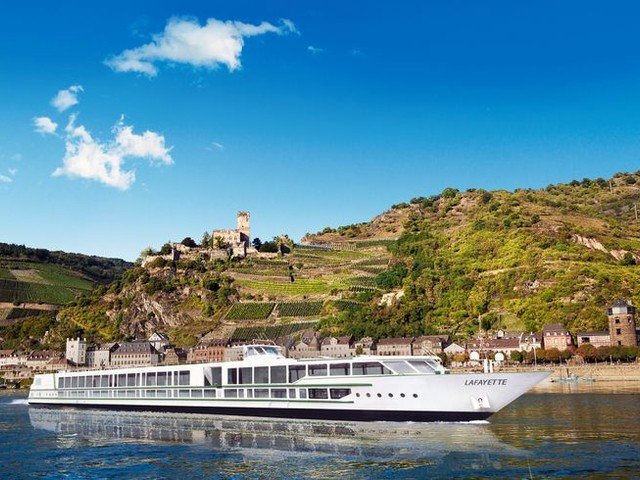 Viking River Cruises Travel Agent Website