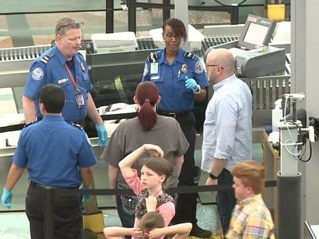 New TSA pat-down procedure will involve 'intimate contact'