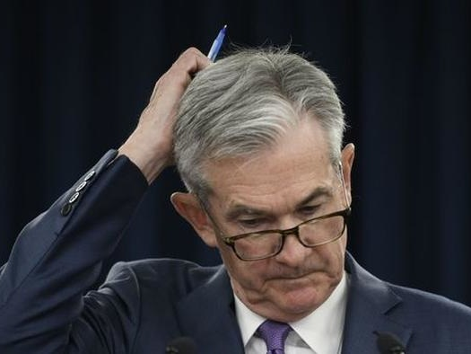 Watch Live: Fed Chair Powell Walk-Back 'Bullard Bomb' With Uber Dovish 'Spin'