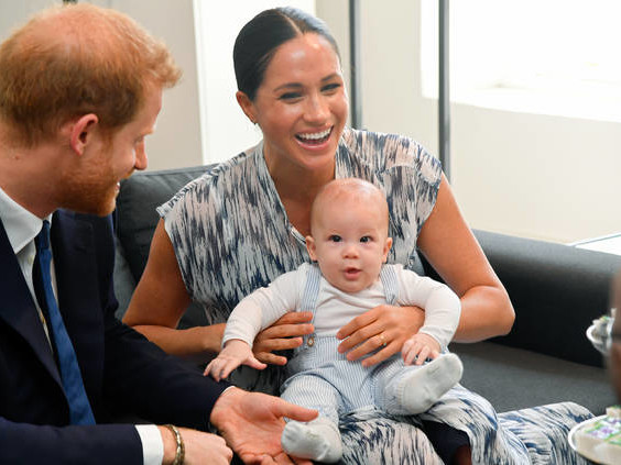 20 Ways Meghan Markle Is Already Nailing This Mom Thing