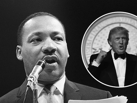 Joe Biden Links Trump Presidency to Assassination of Martin Luther King Jr.