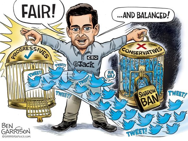 Binney & Sullivan: An Open Letter Challenge To Twitter CEO Jack Dorsey On Censorship