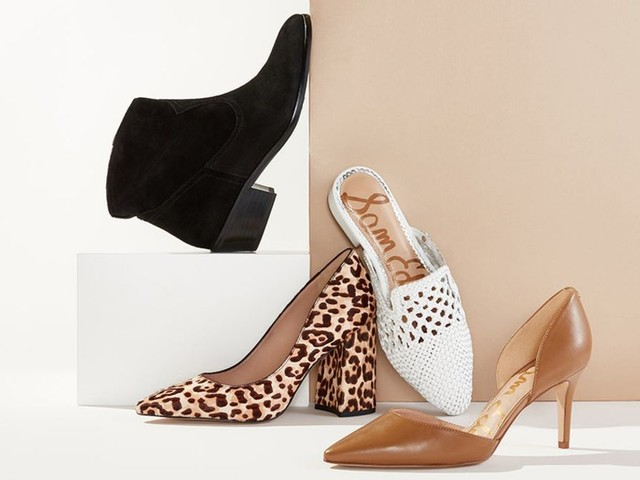 Step Up Your Shoe Game With This Sam Edelman Flash Event at Nordstrom Rack