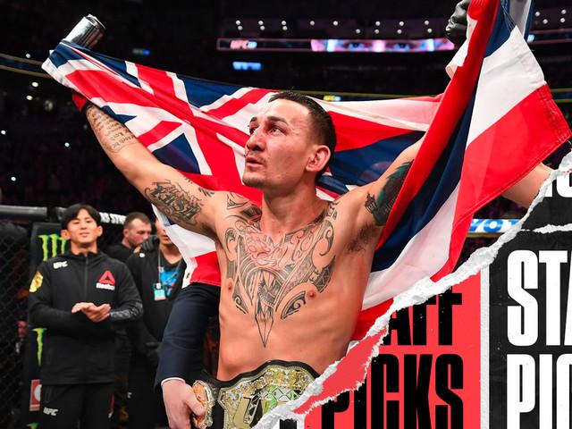 UFC 240: Holloway vs. Edgar staff picks and predictions