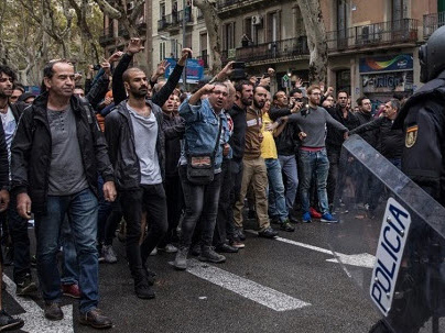 Catalan Independence: Why The Collective Hates It When People Walk Away