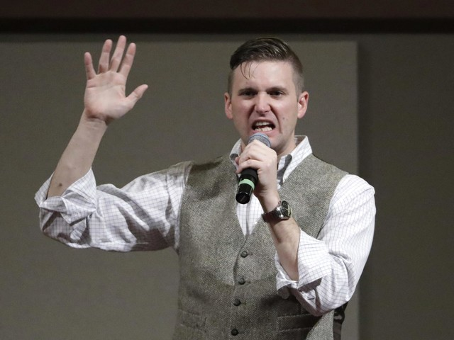 Richard Spencer's white nationalist conference kicked out of Maryland events venue