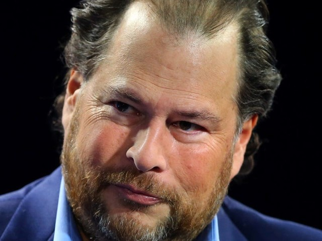 Marc Benioff and Stewart Butterfield are now united, with a mutual Microsoft grudge (CRM)