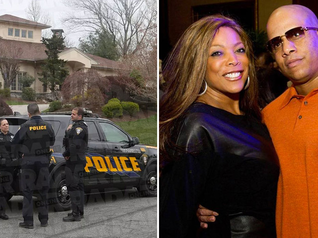 Police Called to Wendy Williams' Mansion After Cheating Husband Arrives with U-Haul & Private Security