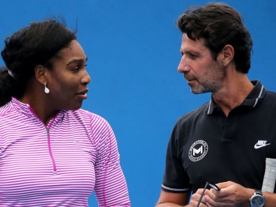 """""""She is Angry""""- Serena Williams' Coach Patrick Mouratoglou Opens up on Australian Open Loss"""