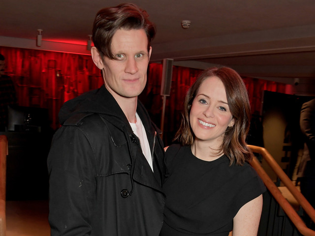 'The Crown' couple heating up the stage in London