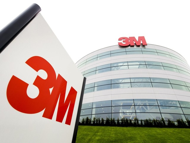 3M just got hit with a trifecta of negative news. Here's why the stock is diving today.