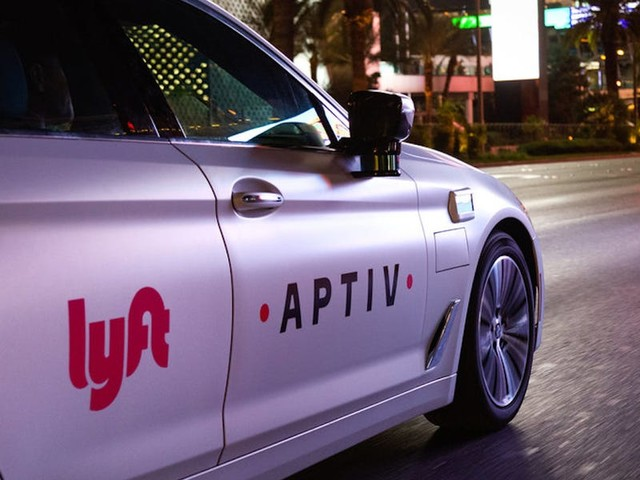 Passengers in Lyft and Aptiv's self-driving cars have given their rides an average rating of 4.97 out of 5. A Lyft VP gives 3 reasons why. (LYFT)