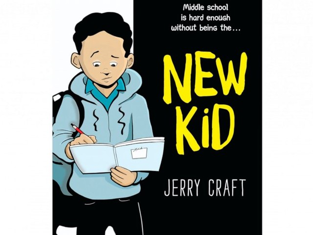 Jerry Craft, Kadir Nelson win honors for children's books