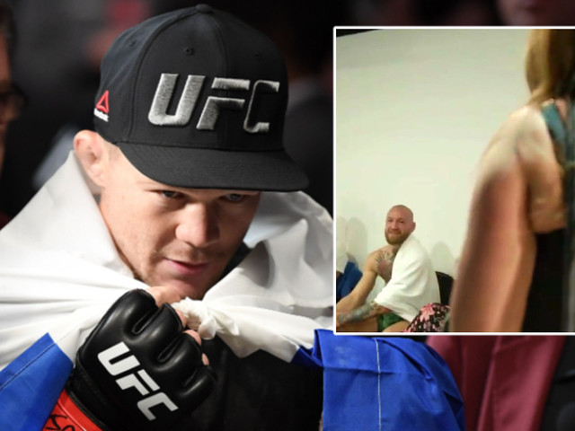 'Fat and old': Russian champ Yan blasts UFC's Conor McGregor – but new footage shows Dustin Poirier's wife praising him (VIDEO)