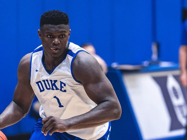 Everything to know about Zion Williamson, the 285-pound dunking phenom set to take over Duke basketball