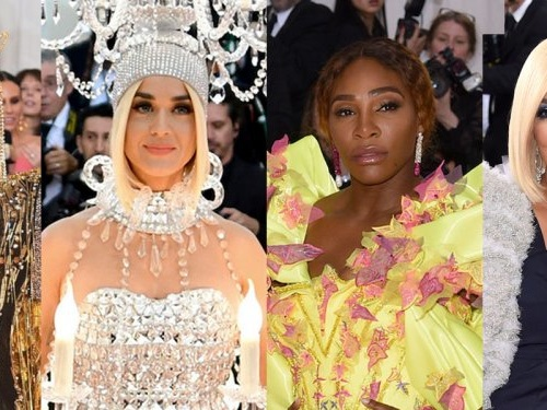 Here's what all your favorite celebrities wore to the 2019 Met Gala