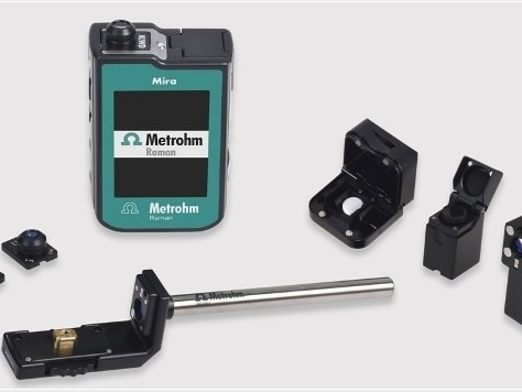 Metrohm offers latest handheld Raman solution for the pharmaceutical industry