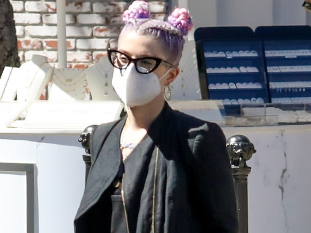 Kelly Osbourne Photographed for First Time Since Revealing 85 Pound Weight Loss