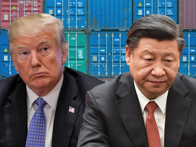 Stocks tumble from records after Trump threatens to slam new tariffs on hundreds of billions of dollars of Chinese goods