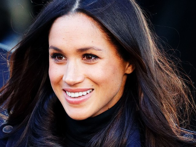 The Royal Family Is Requesting Sketches For Meghan Markle's Wedding Dress