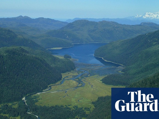 'We depend on the Tongass': Alaskans fight to save US's largest national forest