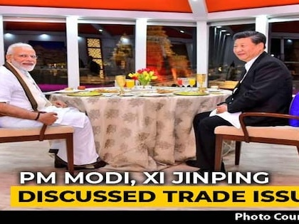 On Day 1, PM Modi, Xi Jinping Discuss Trade And Terrorism