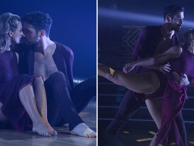 "DWTS: Hannah Brown Bares Her Heart as She Dances to Selena Gomez's ""Lose You to Love Me"""