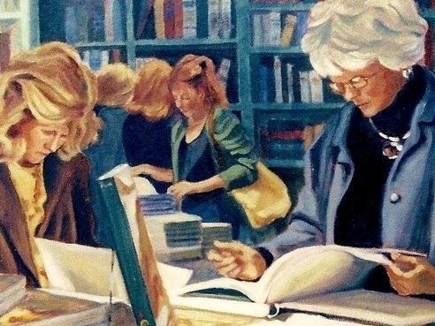 "What Fran's Reading: Pam Jenoff's illuminating ""The Lost Girls of Paris"""