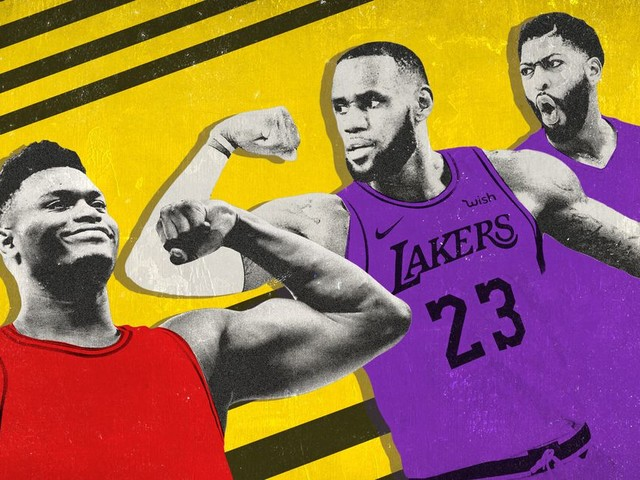 The Lakers Are the NBA's Present; the Pelicans Are the League's Future