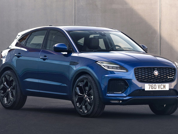 2021 Jaguar E-Pace refreshed with latest infotainment, more powerful trim