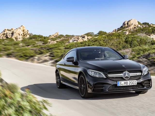 2019 Mercedes-Benz C-Class Coupe And Cab Unveiled
