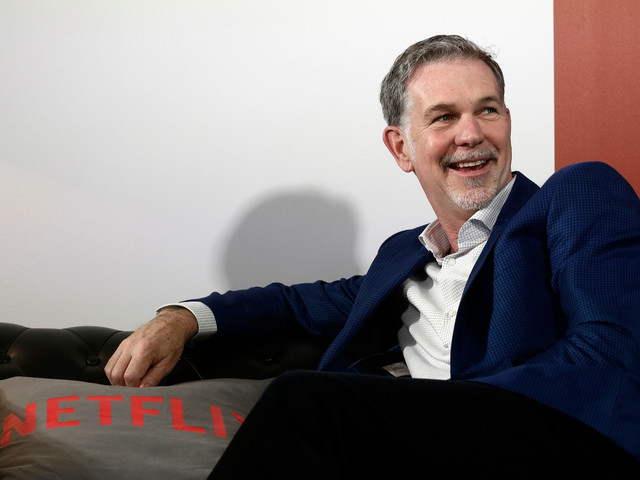 Netflix CEO Reed Hastings wishes this Amazon show was on Netflix
