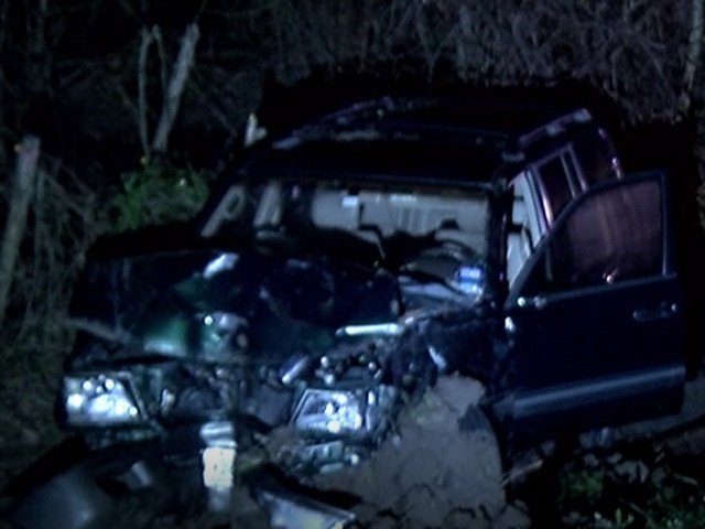 Head-on crash in Willis area sends five to hospital, including infant