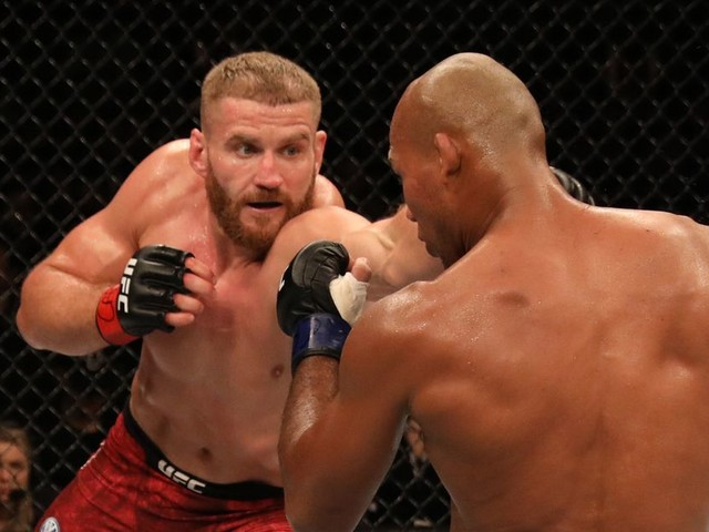 UFC Sao Paulo results: Blachowicz takes lackluster split decision over Jacare