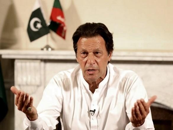 No India talks unless J&K special status restored: Imran Khan