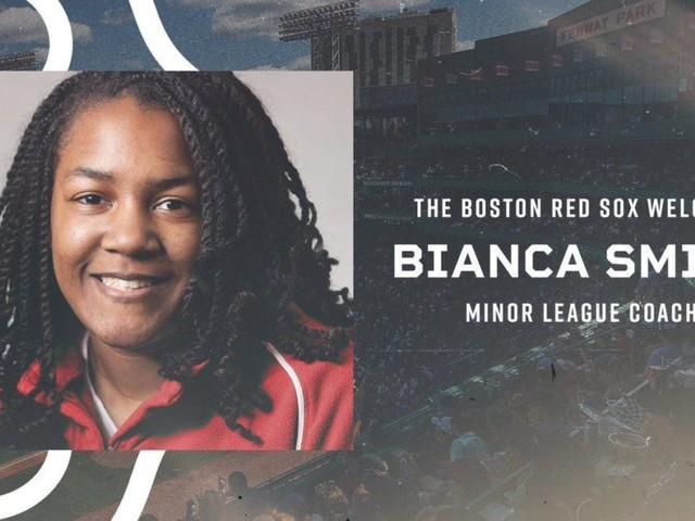 Bianca Smith Becomes 1st Black Woman Coach In Professional Baseball