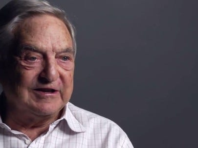 George Soros: Facebook, Zuckerberg in cahoots with Trump to win 2020 election