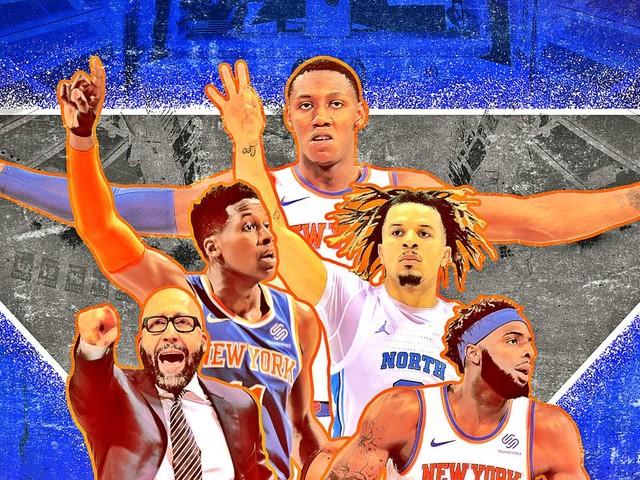 How to Enjoy Another Joyless Knicks Season in 13 Easy Steps