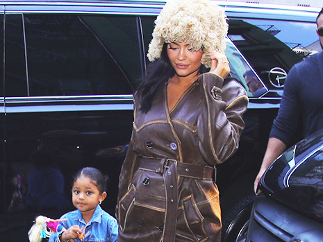 Stormi Webster, 3, Is More Obsessed With Mom Kylie Jenner's Shoes Than Purses — Watch