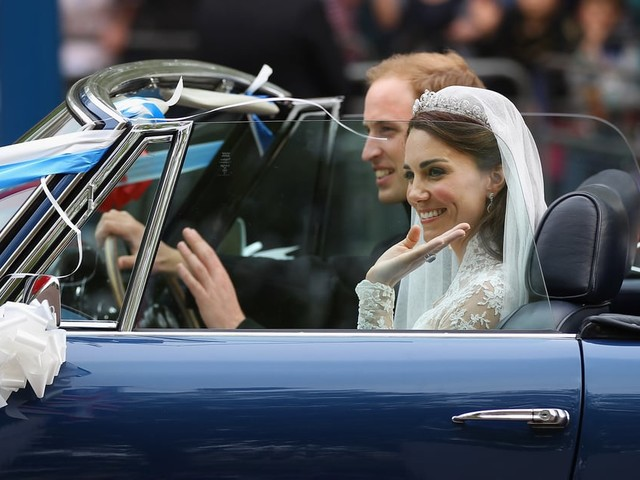Moment of Truth - Does Kate Middleton Actually Have a Driver's License?
