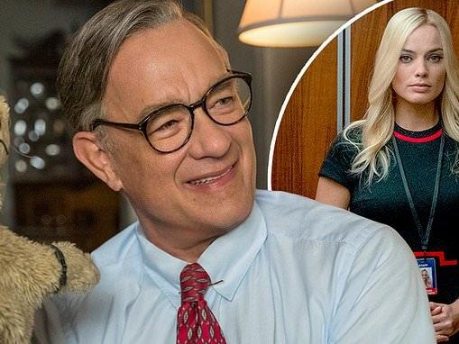 Oscar Nominations 2020: Tom Hanks and Margot Robbie react