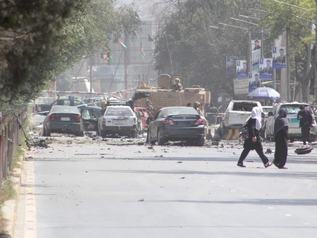 Taliban claims credit for bombing that killed American service member despite ongoing peace talks