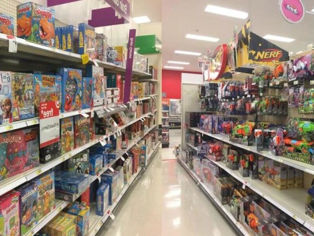Hot! Save $10 off $50 or $25 off $100 in Toys at Target!