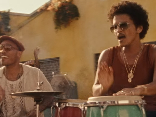 Bruno Mars & Anderson .Paak's Silk Sonic Release Second Single 'Skate' - Watch the Music Video!