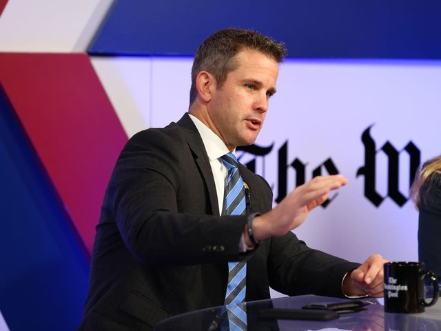 Rep. Adam Kinzinger deploys to U.S.-Mexico border with Air National Guard